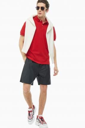 Футболка Поло мужская Tommy Hilfiger MW0MW10765 XLG красная M