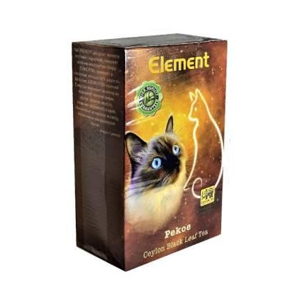 Чай Элемент Пеко черный 250 грамм