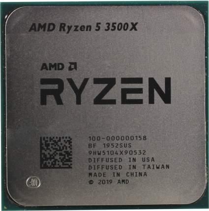 Процессор AMD Ryzen 5 3500X OEM