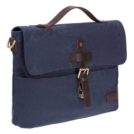 Сумка-папка для документов мужская Dr.Koffer M402708-94 синяя