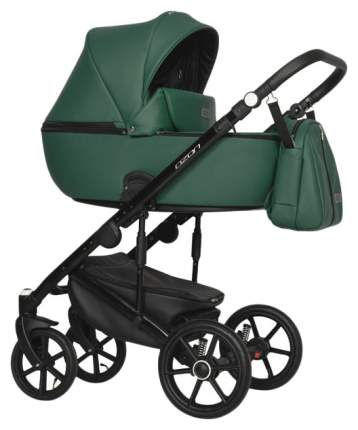 Детская коляска OZON Ecco 3 в 1 RIKO BASIC 22 изумрудный