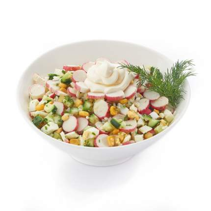 Салат Mr. Food Крабовый охлажденный 400 г