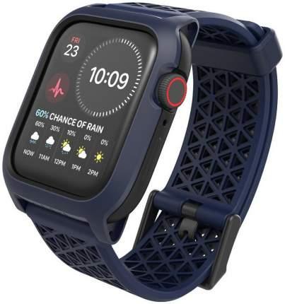 Чехол Catalyst Impact Protection Case для Apple Watch 4/5/6/SE 44 мм Dark Blue