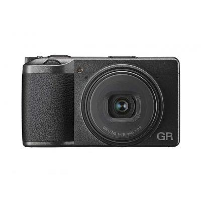 Фотоаппарат цифровой компактный Ricoh GR III Black