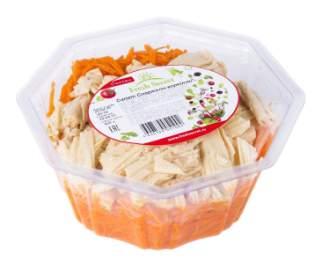 Салат Fresh Secret Спаржа с морковкой по-корейски