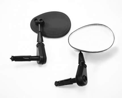 Зеркало для велосипеда овальное в ручку TBS JY-9 4036