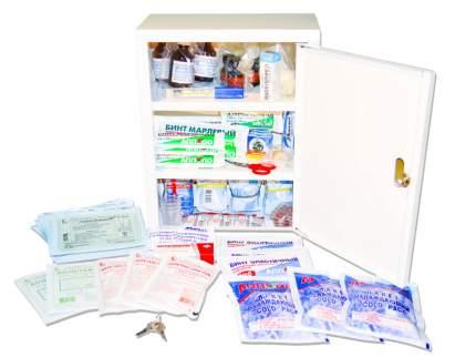 Аптечка-шкаф для предприятий торговли и питания (металлический шкаф)