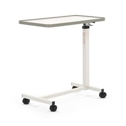 Стол прикроватный медицинский для лежачих больных Армед YU611 на колесах
