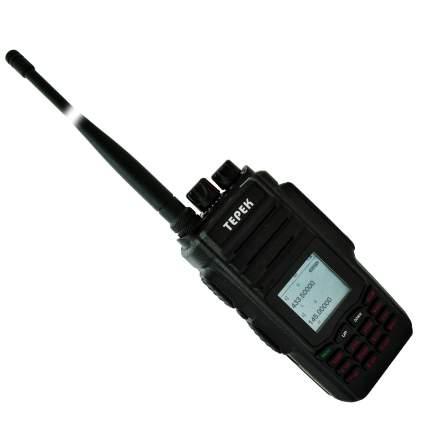 Портативная радиостанция ТЕРЕК РК-322-2Д