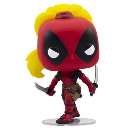 Фигурка-головотряс Funko POP! Bobble Marvel: Lady Deadpool Exc