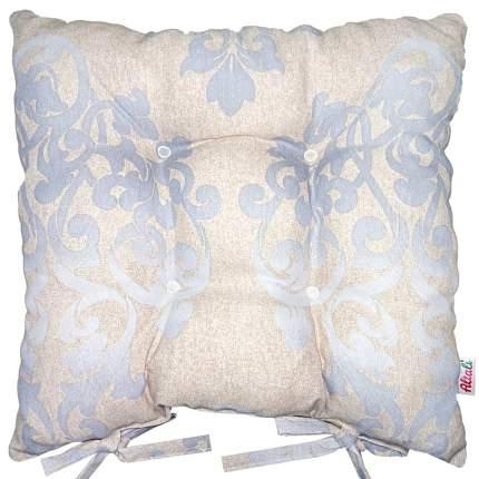 Декоративная подушка на стул с завязками Генуя, 41x41см, Altali, P705-8759/7