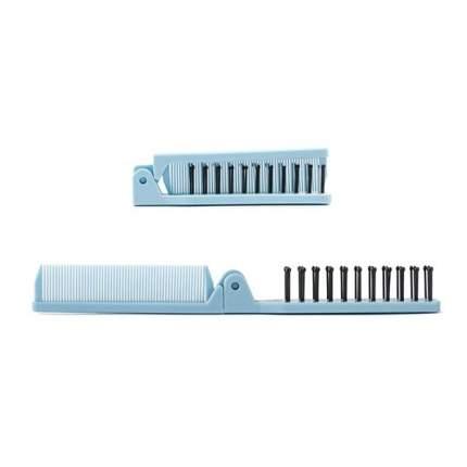 Расческа Xiaomi, Jordan & Judy Folding Dual-Purpose Comb синий