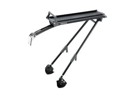 Багажник для велосипеда TOPEAK Roadie Rack  с креплением на верхние перья рамы, черный