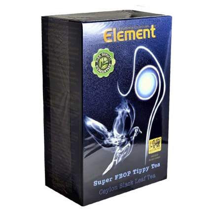 Чай Элемент FBOP черный 250 грамм