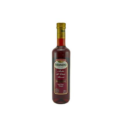 Уксус Monini винный красный