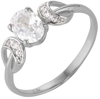 Кольцо женское Сорокин К-2624-Р р.19