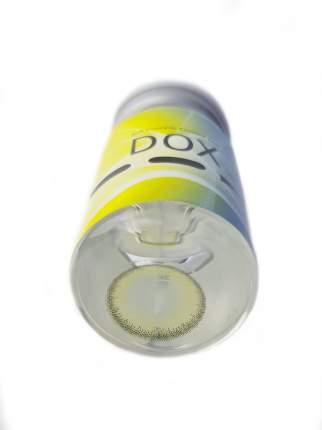 Контактные линзы DOX EDG YELLOW 13994971 1 шт.