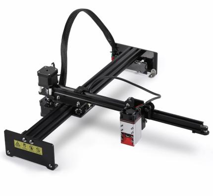Профессиональный лазерный гравировальный станок NEJE Master 2S Plus, 30W, 255 мм x 420 мм