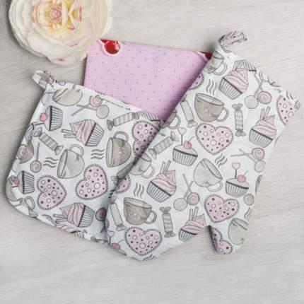 Набор кухонного текстиля Традиция tra361285 3 пр.