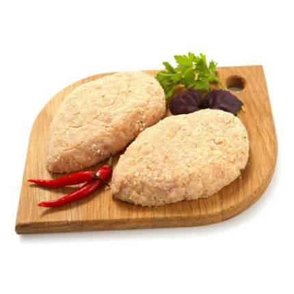 Котлеты куриные рубленные охлажденные -1 кг