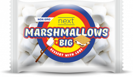Зефир Next marshmallows big 200 г