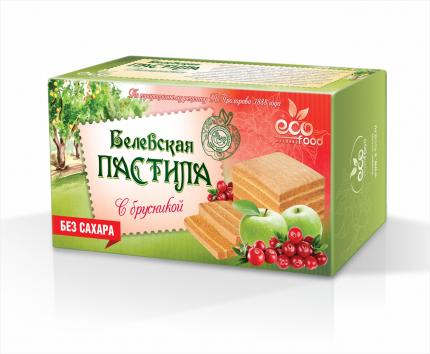 Пастила Ecofood Белевская диетическая 100 г