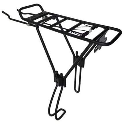"""Велобагажник для дисковых тормозов 26-28"""" InnoZone HS-042 - Черный"""