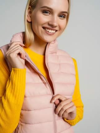 Утепленный жилет женский ТВОЕ A6564 розовый S
