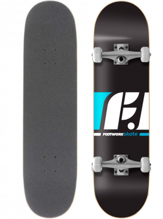 """Скейтборд Footwork Logo 31.5X8"""" (81 X 21 см)"""