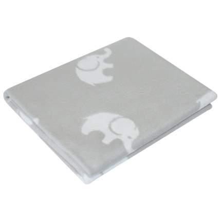 Одеяло хб байк детское 57-8ЕТЖ 100-140 Премиум серый слоники