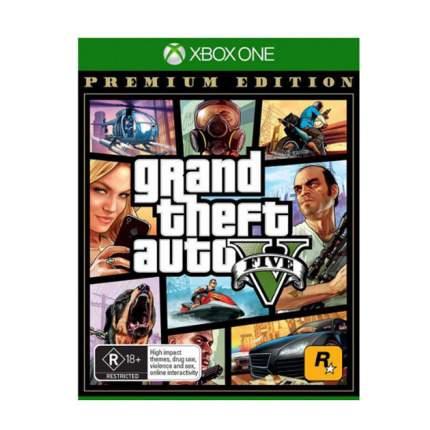 Игра Grand Theft Auto V. Premium Edition для Xbox One