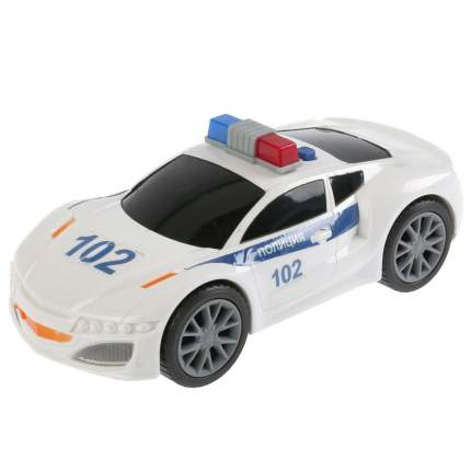 Полицейская машинка Спорткар свет, звук Технопарк