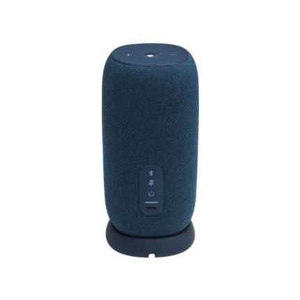 Беспроводная акустика JBL Link Portable Blue (JBLLINKPORBLURU)
