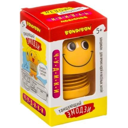 Пружинка Bondibon Чудики Эмодзи-улыбающийся, ВВ4131