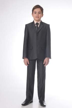 Школьный костюм SkyLake ШФ-777 Даниэль цв. светло-серый, р. 34/134