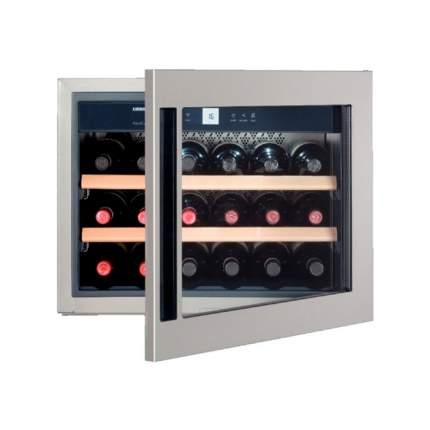 Встраиваемый винный шкаф Liebherr WKEes 553-21 001 Silver