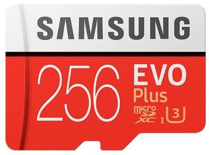 Карта памяти Samsung 256GB EVO plus (MB-MC256HARU)
