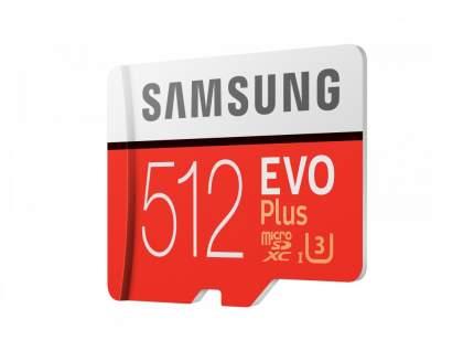 Карта памяти Samsung 512GB EVO plus (MB-MC512HARU)