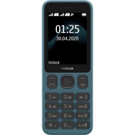 Мобильный телефон Nokia 125DS Blue (TA-1253)