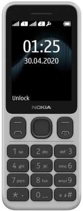 Мобильный телефон Nokia 125DS White (TA-1253)