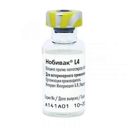 Вакцина Нобивак L4, доза, 1 флакон