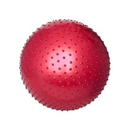Мяч массажный Джамбо Тойз JB0206584, красный, 65 см