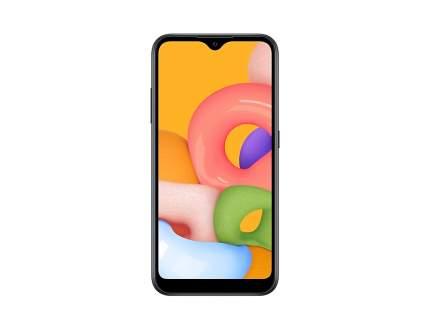 Смартфон Samsung Galaxy M01 32GB Black (SM-M015F/DS)