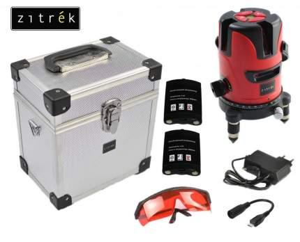 Уровень лазерный самовыравнивающийся ZITREK LL4V1H-2Li-MC (5 линий, красный луч) 065-0187