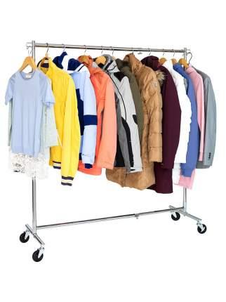 Регулируемая сверх мощная стойка для одежды Tatkraft URBAN