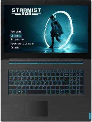 Игровой ноутбук Lenovo IdeaPad L340-17IRH Gaming (81LL00J0RU)