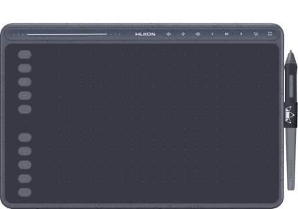 Графический планшет Huion HS611 Space Grey