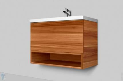 AM.PM Gem 75 Open-space для тумбы подвесной цвет орех текстурированный