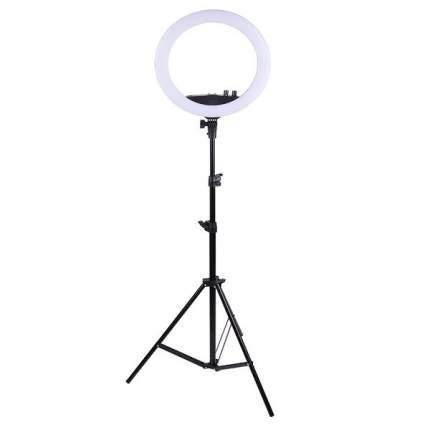 Кольцевая лампа Happy Life RL-14 M36