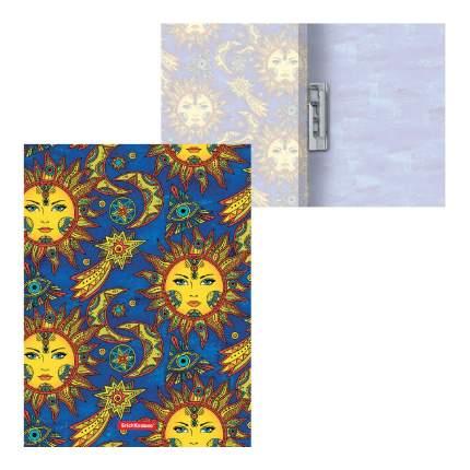 Папка с боковым зажимом пластиковая ErichKrause Art Sun, A4 (в пакете по 4 шт.)